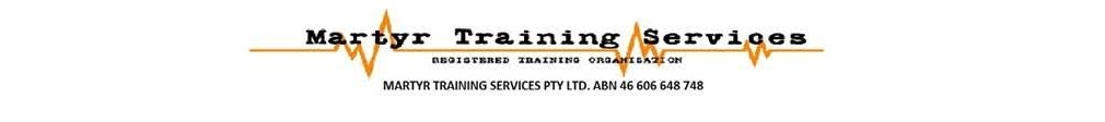 Martyr Training Services